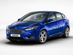 Ford Focus LPG. Фото Ford