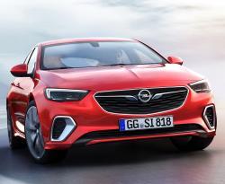 Opel Insignia GSi. Фото Opel