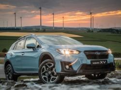 Subaru  XV. Фото Subaru