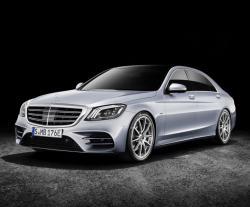 Mercedes S560 e. Фото Mercedes-Benz