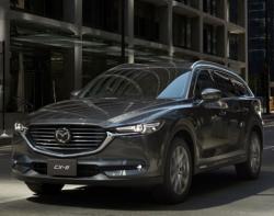 Mazda CX-8. Фото Mazda