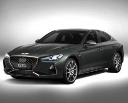 Genesis G70. Фото Hyundai