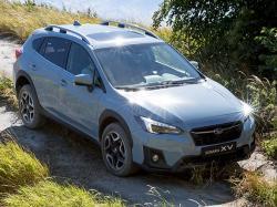 Subaru XV 2017. Фото Subaru