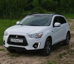 Mitsubishi ASX. Фото CarExpert.ru
