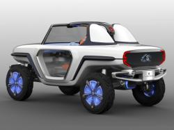 Suzuki  e-Survivor. Фото Suzuki