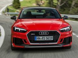Audi RS5 Coupe. Фото Audi
