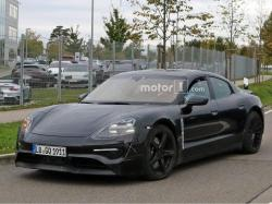 Электрокар Porsche. Фото Motor1.com