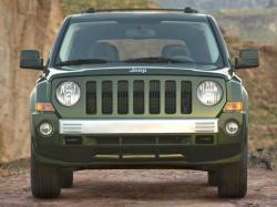 Jeep Patriot. Фото Jeep