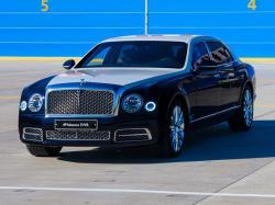 Bentley Mulsanne EWB Hallmark. Фото  Bentley
