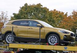 BMW X2. Фото Motor1