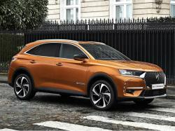 DS 7 Crossback. Фото DS