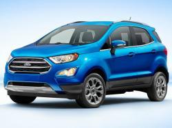 Ford EcoSport EU. Фото Ford