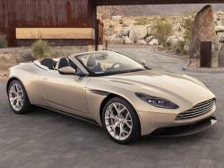 Aston Martin DB11 Volante. Фото Aston Martin
