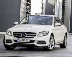 Mercedes C-Class. Фото Mercedes-Benz