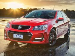 Holden Commodore. Фото Holden