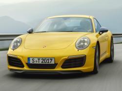 Porsche  911 Carrera T. Фото Porsche