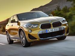 BMW X2. Фото BMW