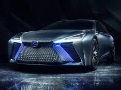 Lexus LS+ Concept. Фото Lexus