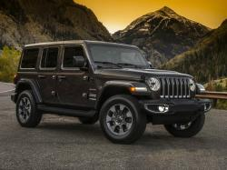 Jeep Wrangler 2018. Фото Jeep