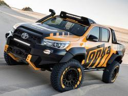 Toyota Hilux Tonka. Фото Toyota