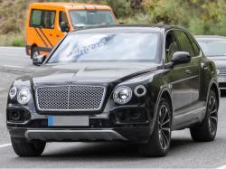 Bentley Bentayga. Фото Autocar