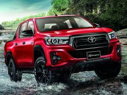 Toyota Hilux 2018. Фото Toyota