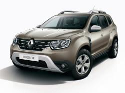 Renault Duster 2018. Фото Renault
