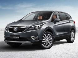 Buick Envision 2018. Фото Buick