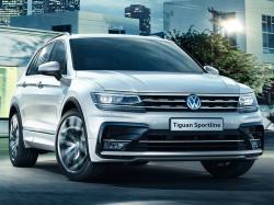Volkswagen Tiguan Sportline. Фото Volkswagen