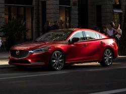 Mazda6. Фото Mazda