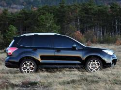 Subaru Forester. Фото Subaru