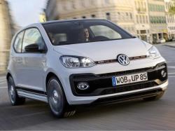 Volkswagen up GTI. Фото Volkswagen