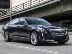 Cadillac CT6. Фото Cadillac
