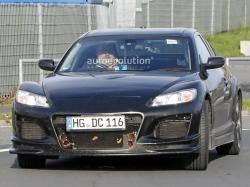 Новая роторная Mazda. Фото Autoevolution