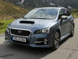 Subaru Levorg. Фото Subaru