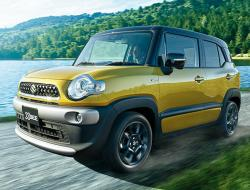 Suzuki XBee. Фото Suzuki