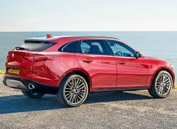 Новый кроссовер Alfa Romeo Giulia. Рендеры Auto Express