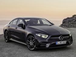 Mercedes-Benz AMG E 53 и AMG CLS 53. Фото Mercedes-Benz