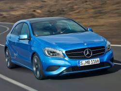 Mercedes-Benz A-Class. Фото Mercedes-Benz