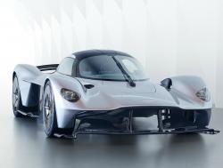 Aston Martin Valkyriе. Фото Aston Martin