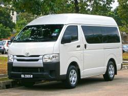 Toyota Hiace. Фото Toyota