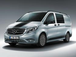 Mercedes-Benz Vito Line Sport. Фото Mercedes-Benz
