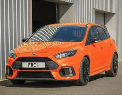 Ford Focus RS Heritage Edition. Фото Ford