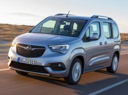 Opel Combo 2018. Фото Opel