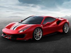 Ferrari 488 Pista. Фото Ferrari
