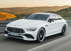 Mercedes-Benz AMG GT 4-Door Coupe. Фото Mercedes-Benz