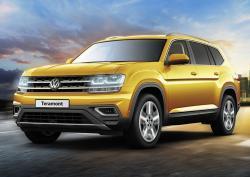 Volkswagen Teramont. Фото Volkswagen