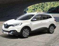 Renault Kadjar Armor-Lux. Фото Renault