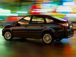 Lada Granta Liftback. Фото