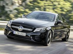 Mercedes-Benz C-Class Coupe и Cabrio. Фото Mercedes-Benz